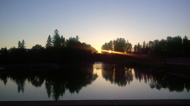 Lakehead Sunset