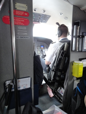 Wasaya Airplane